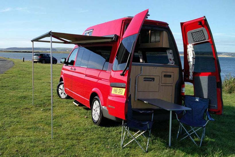 Campervan Ruby