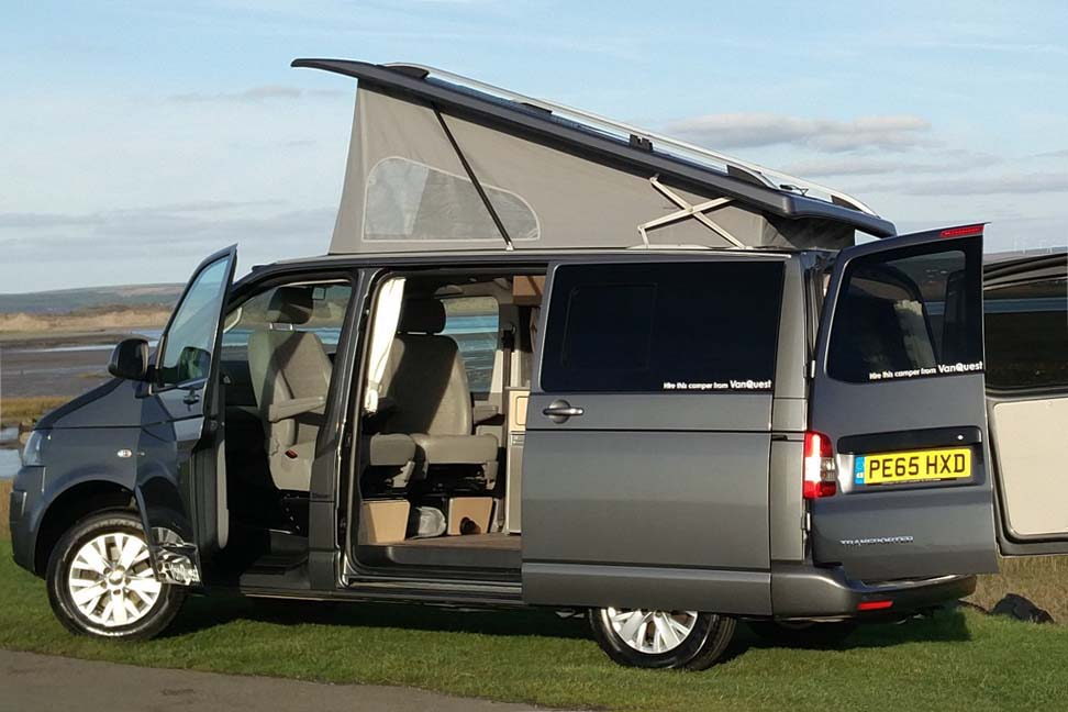 Campervan Peggy